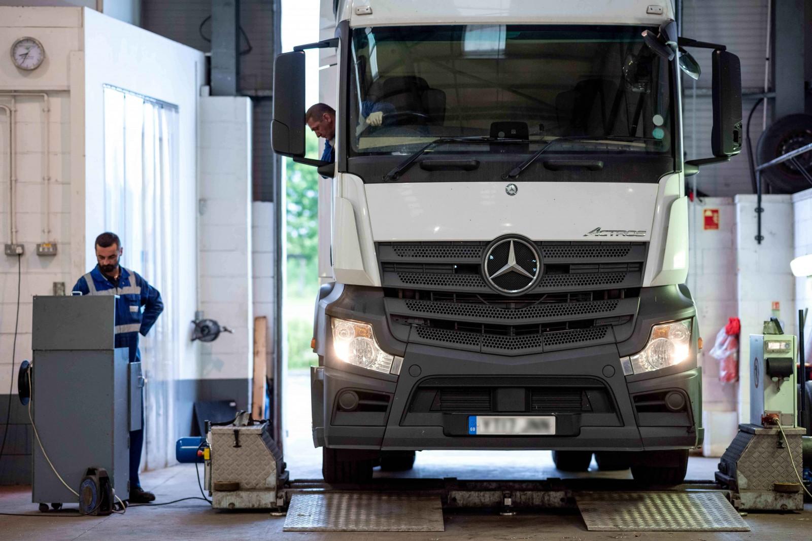 Brake Safe | Central Fleet Solutions
